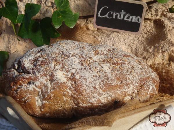 Pan de centeno 1