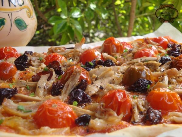 Pizza codorniz 2