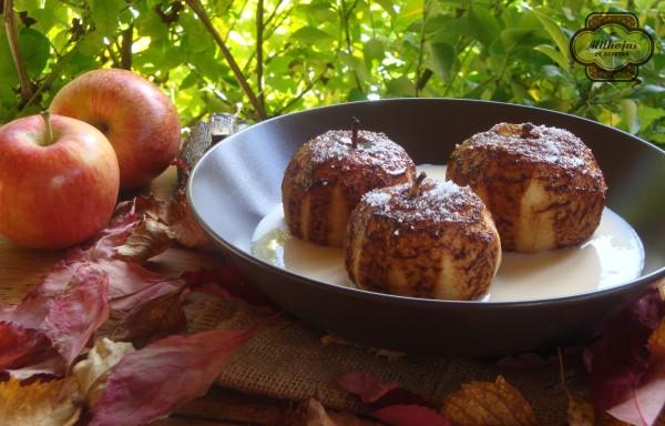 Manzanas asadas 1
