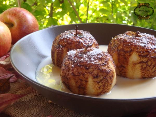 Manzanas asadas 2