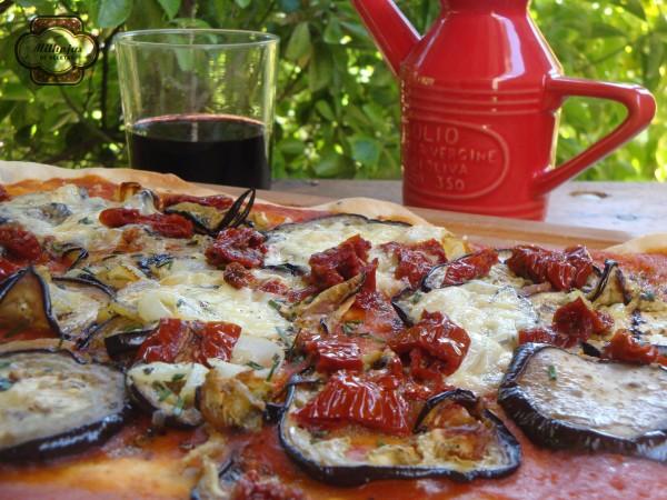 Pizza verduras 1