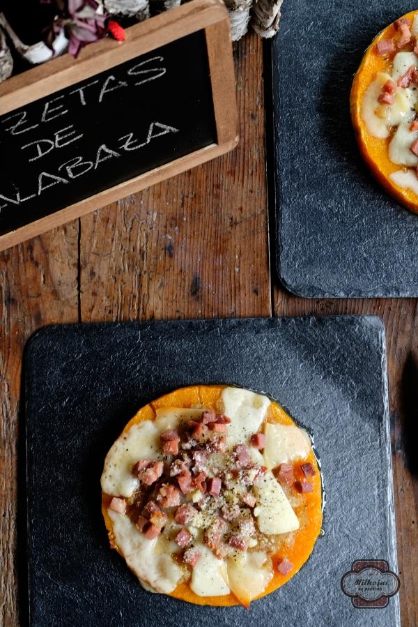 Pizzetas calabaza 1